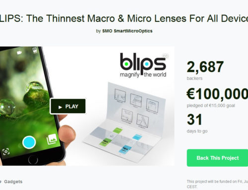 100k€ reached in 13 days!