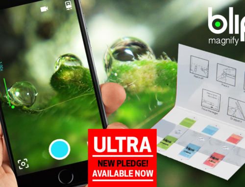 Blips Ultra – New Pledge Available Now