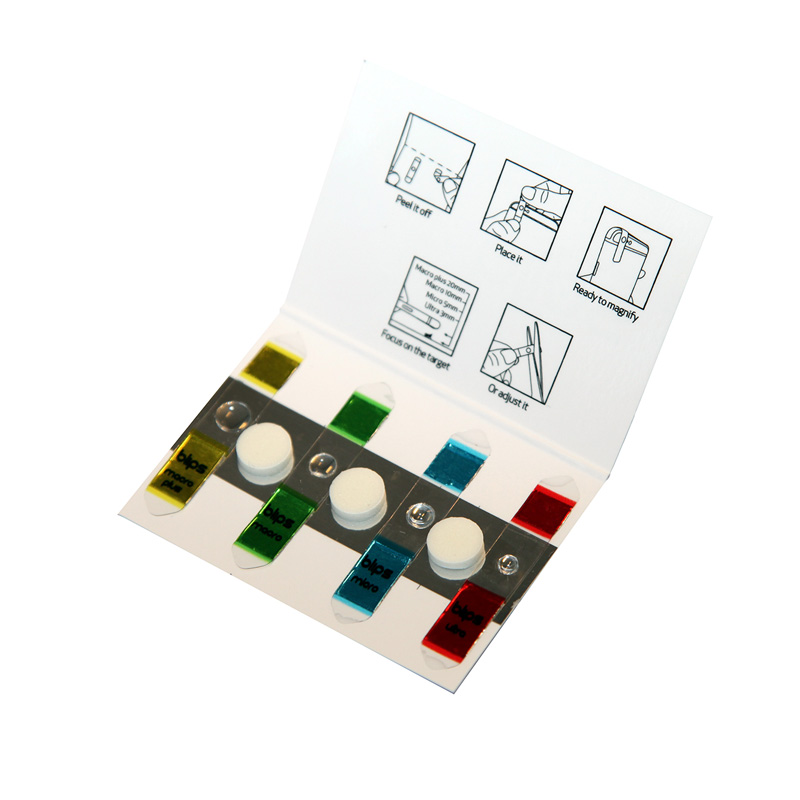 Blips Full Kit Metal Series - smartphone lenses